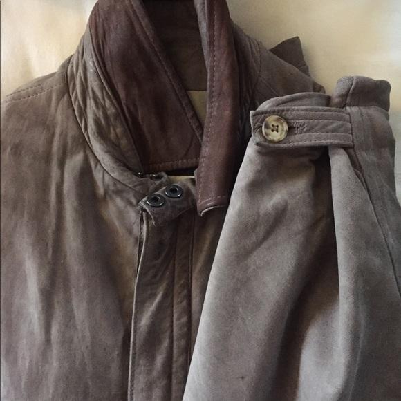 silverado Other - men's suede jacket SzM